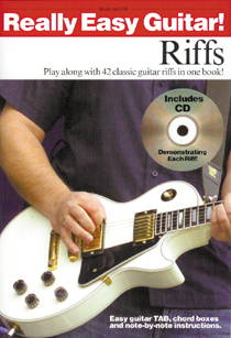Really Easy Guitar - Riffs